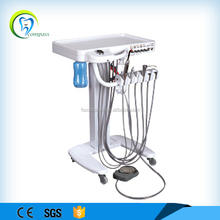 B006 Econormical Mobile Dental Unit Chiar Trolley with LED X ray Viewer