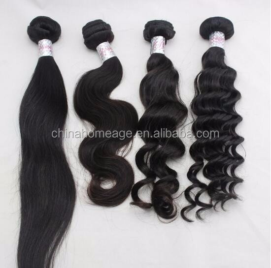 Wholesale top grade super expression Eurasian hair extension weft