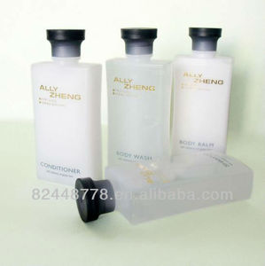 Hotel Shampoo and Conditioner Amenity Set