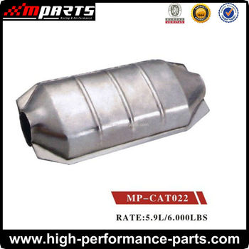 High performance Auto Catalytic Converter