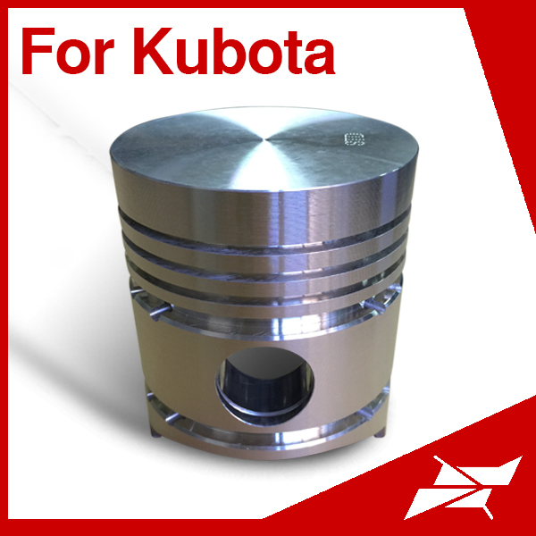 B6000 ZL600 70MM Piston for Kubota tractor engine use