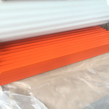 High Pressure Color Metal Steel cheap polycarbonate roof sheet