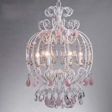 factory direct indoor lighting White Natural Stone chandelier modern Crystal & pendant lights