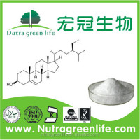 Soybean extract beta-Sitosterol 40-50% (CP2005,ISO2001-2008,CAS:83-46-5)