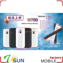 china supplier w700 cheapest china mobile phone in india