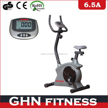 Indoor 5kg flywheel 3pc crank magnetic bike exercise bike