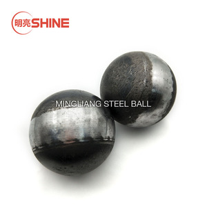 50mm 80mm 100mm Iron Steel Hollow Sphere for Gate Decoration