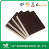 12mm 15mm 18mm WBP phenolic film faced plywood plywood manufacturer