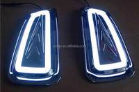 2014 high power LED DRL daytime running lights used Ford F-150 SVT Raptor ,100% waterproof&safty