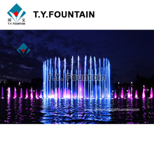 New Design Amazing Outdoor Musical Dancing Fountain