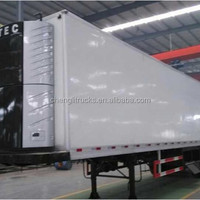 Hot Sale Tri Axle 45ton Refrigerated