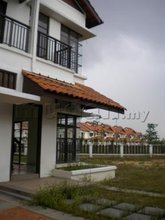 double storey semi-deatched house alam impian shah alam