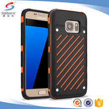 High quality Special two-in-one Bumper Armor Mobile Phone Case protective cover for Samsung S7