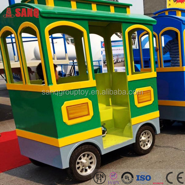 Amusemen Trackless Train