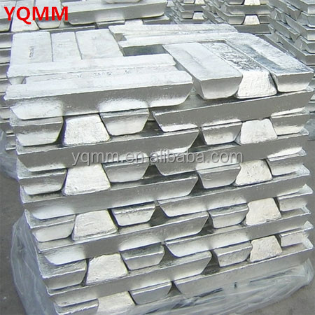 High purity magnesium ingot 99.99%