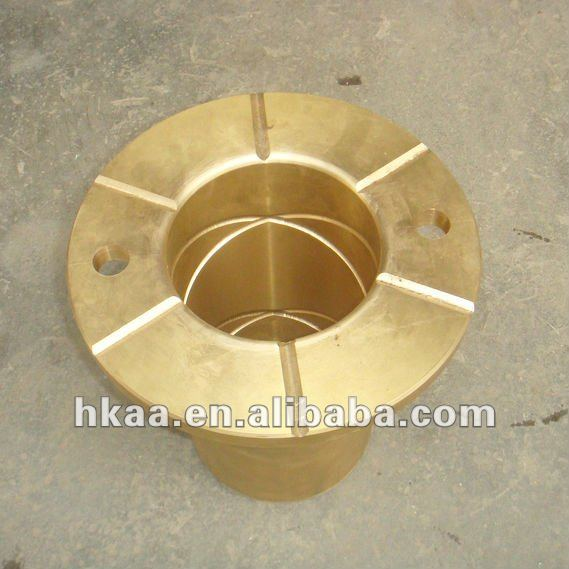 Brass/Copper/Bronze Front Axle Cylindrical Pivot Sleeve Bushing