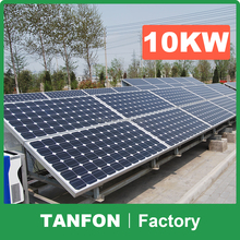 Factory Price Green Power pv off grid solar power system 10kw and over