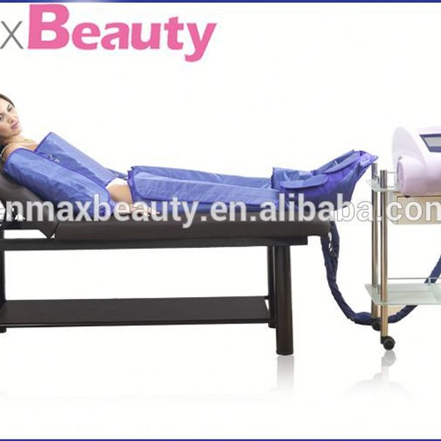 Air wave pressotherapy massage lymphatic drainage / Air Pressure Detox / Slimming Suit Air wave therapy system