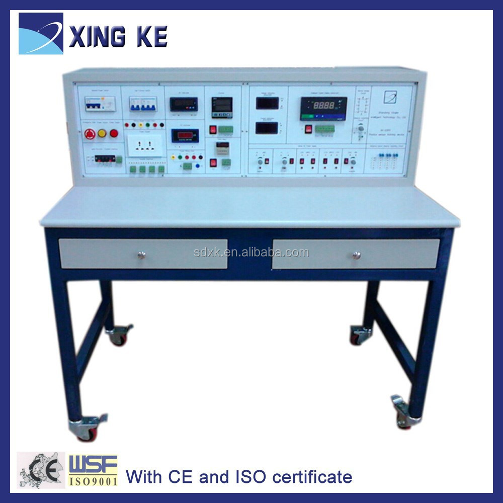Automatic Instrument Control Training Trainer/XK-SXJD-S1A /for School Lab Instrumentation Training