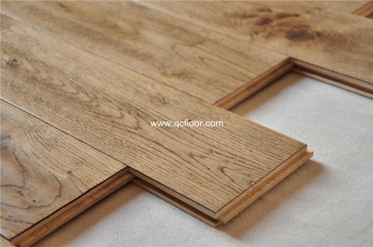 OAK WOOD FLOORING/SOLID FRENCH OAK FLOORING/PARQUET