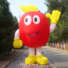 advertising inflatable fruit replica model product