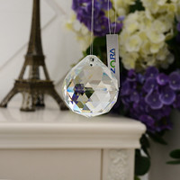 Crystal ball 40mm for chandelier & indoor lighting