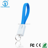 2016 trending hot products Wholesale bracelet DATA usb charger cable YS-201