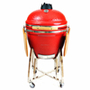 Outdoor Patio BBQ Product Ceramics European Barbecue Grill