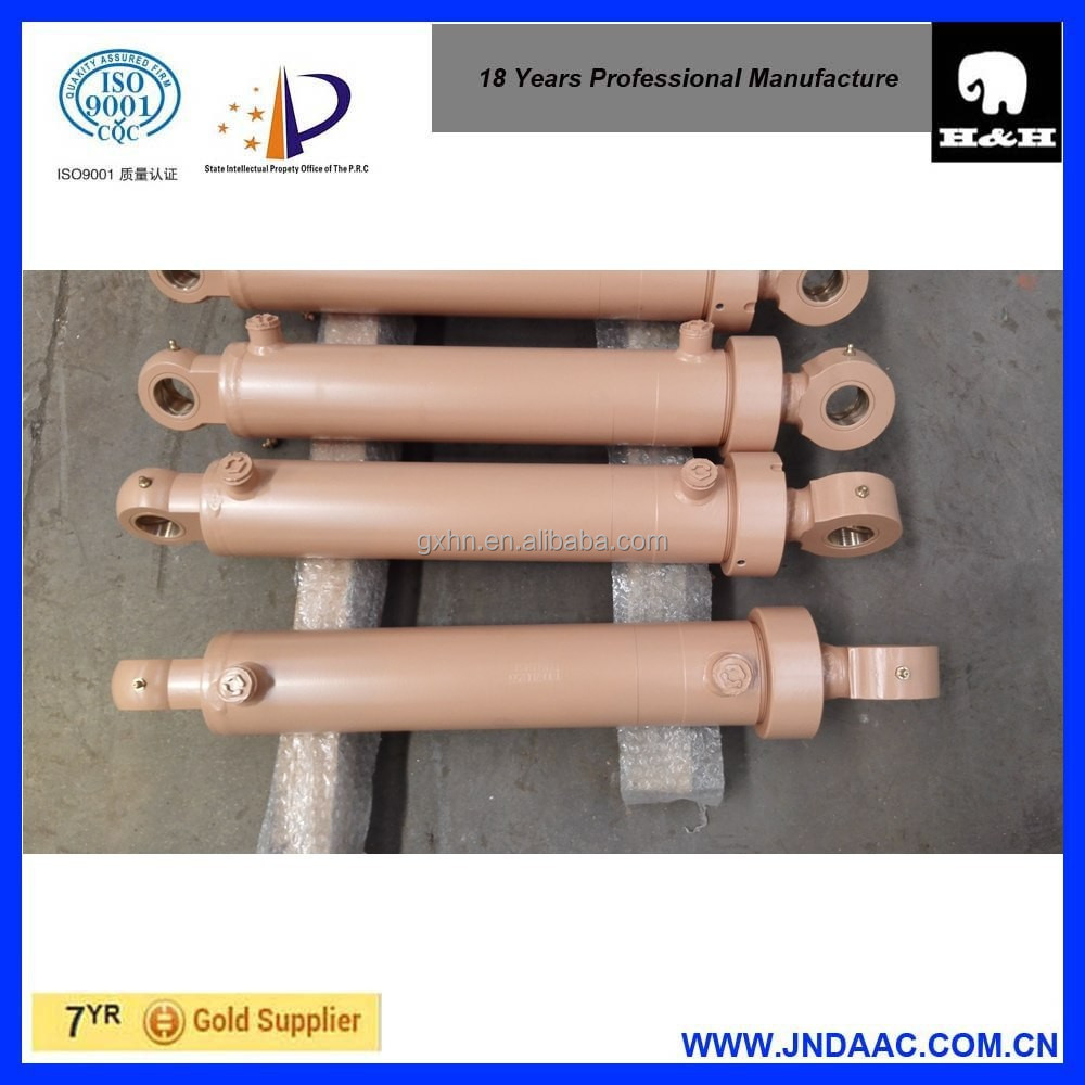 Double acting single Hydraulic Cylinder
