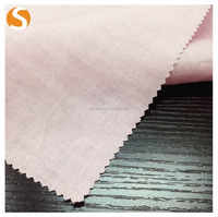 100% Linen Yarn Dyed Woven fabric for shirt