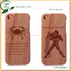 Professional factory Wooden sheet phone case for iphone4 for iphone5 phone case wooden phone case for iphone 5s accessory
