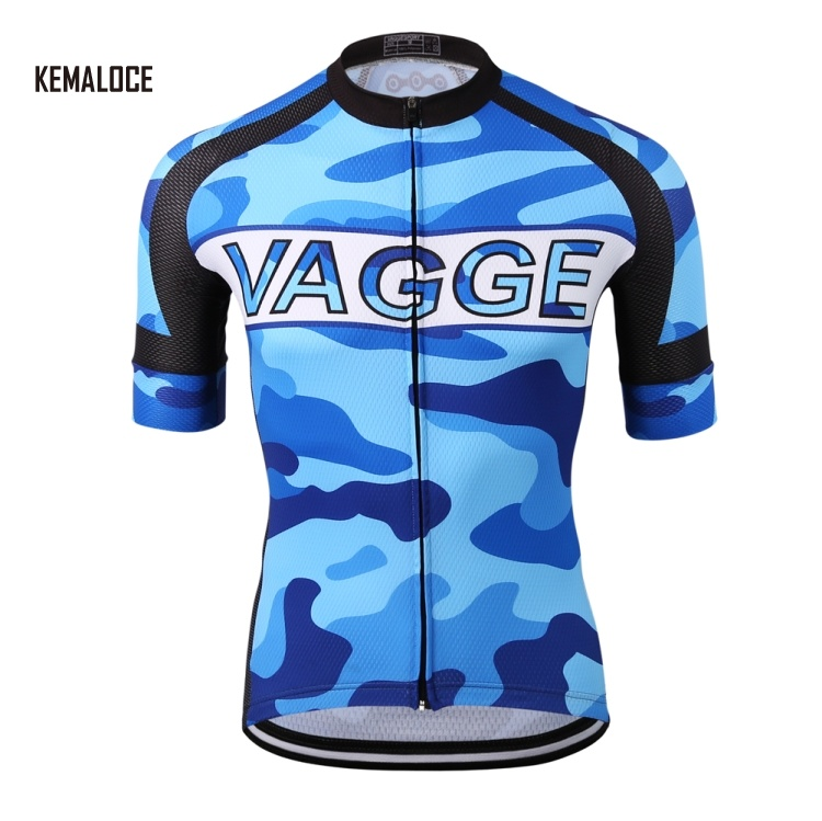 KEMALOCE camouflage specialized men racing cycling shirts suits man sublimation bicycle clothingg bike wear