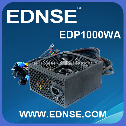 EDNSE EDP1000WA power supply atx