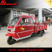 200cc 250cc closed cabin cargo tricycle& cargo tricycle