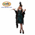 Flapper dresses 1920s costume (11-173) as lady carnaval costumes with ARTPRO brand