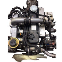 4-Cylinder Turbo used QD32 Diesel Engine for Light Truck and Mini Bus