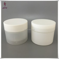 Cosmetic Cream 250ml Plastic Jar