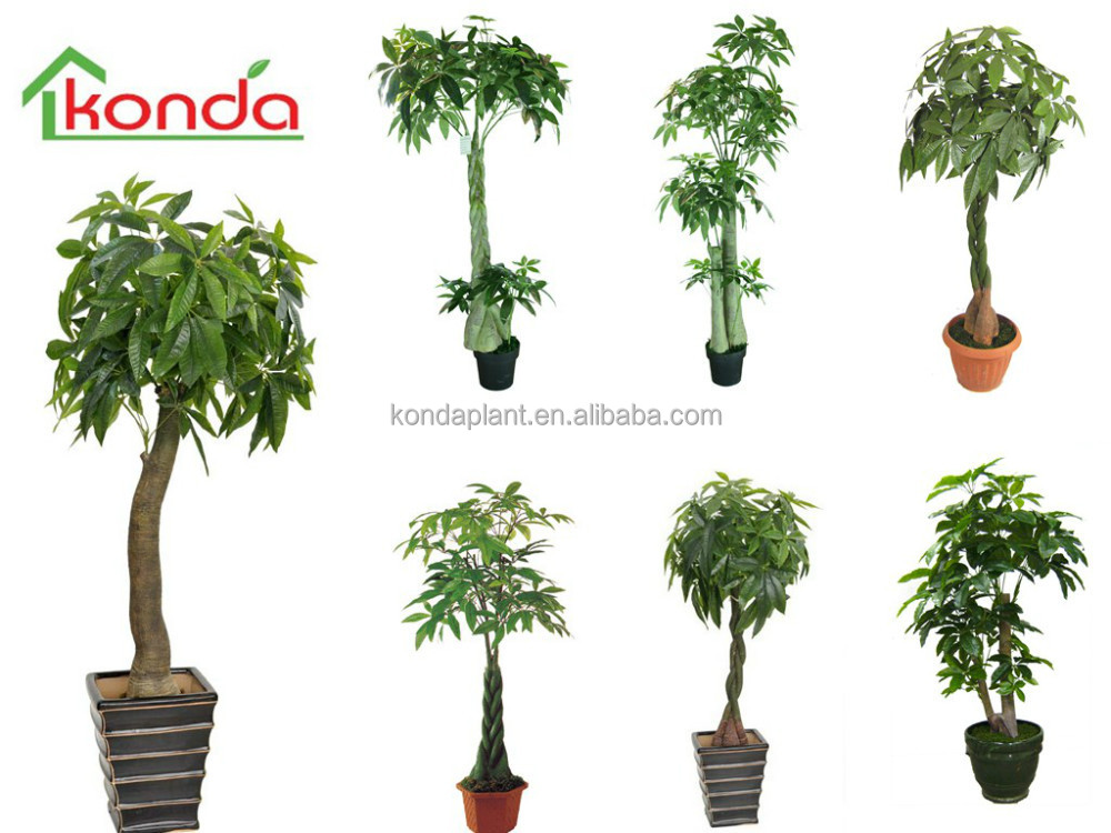 Best selling plastic fake bonsai plants make artificial for Arboles con flores para jardin