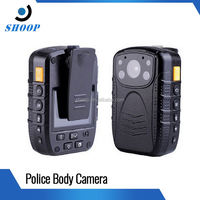 real time video transmission WiFi 3g/ 4g handheld waist-belt police mini body camera