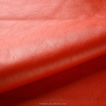 Environmental Cheap Microfiber PU Leather Fabric Faux Double Face Lamb Fur for Garments
