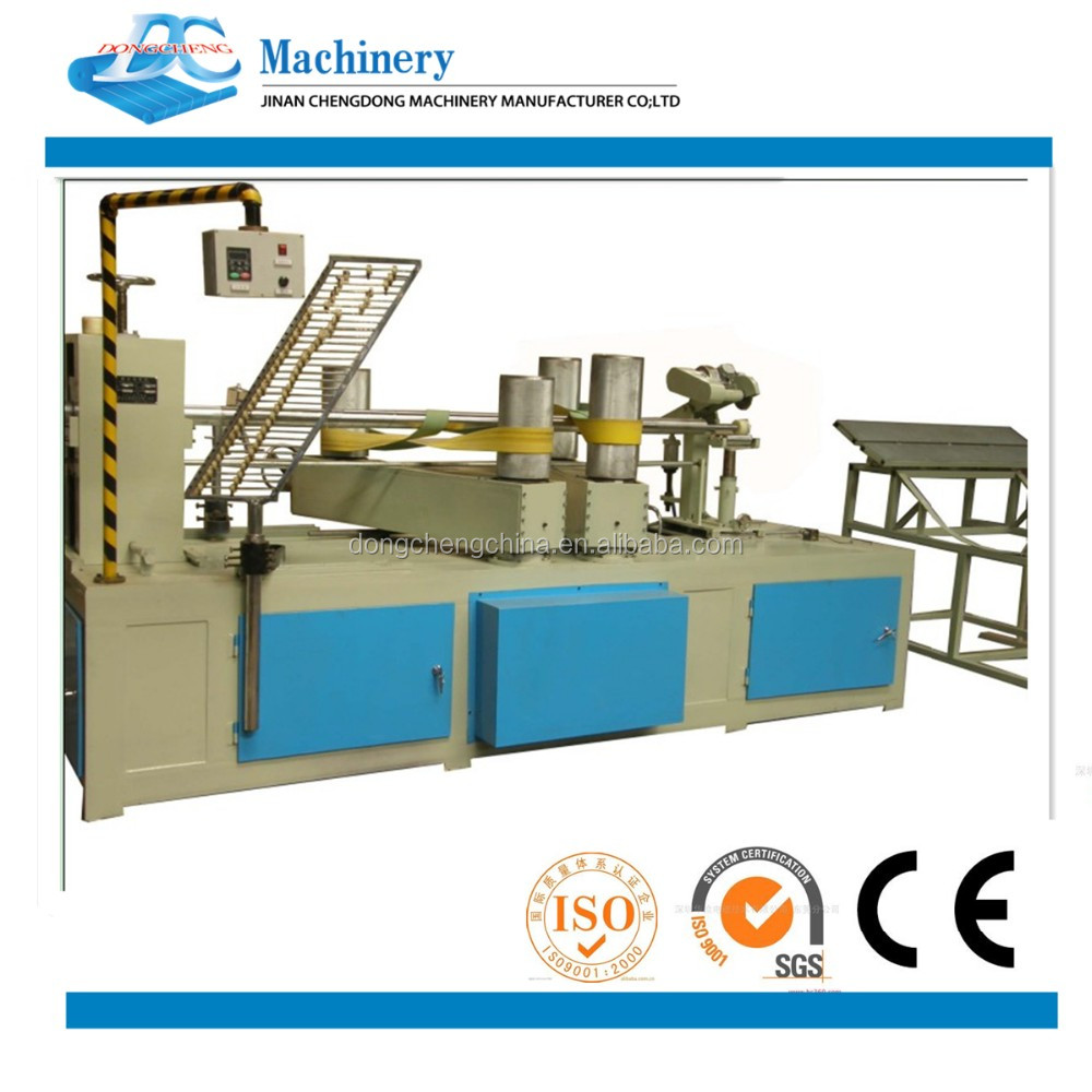 craft paper core tube making machine/rolled edge paper cardboard tubes