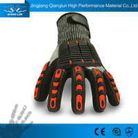QL ODM and OEM High Quality labor protection ppe safety gloves
