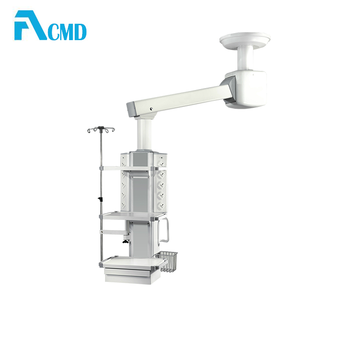 High Quality Electric Single Arm Medical Pendant With Gas Outlet