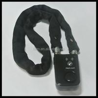 No Key Needed Bluetooth Function Steel Chain Lock