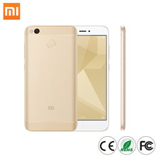 Redmi4X Prime Fingerprint 13.0MP Mi Xiaomi Redmi 4X Smartphone 3GB RAM 32GB ROM Shenzhen Zealkeys Xiaomi Authorized Dealer