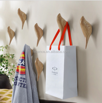 New Home Decorative Bird Wall Hooks and Hangers