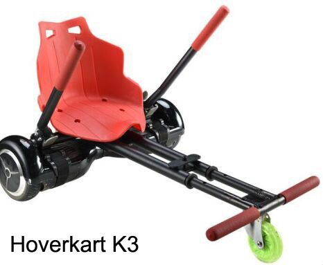 Go karts for hoverboar, <strong>2</strong> wheel scooter with hoverkart