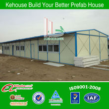 Portable sandwich panel building and prefabricated mobile office