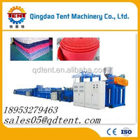 Discount polyester carpet making machine for sale