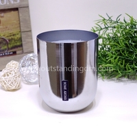 Wholesale Aroma Candle With Metal Candle Holder In Luxury Candle Gift Box Packaging